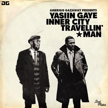 Free MP3: Amerigo Gazaway – Inner City Travellin' Man