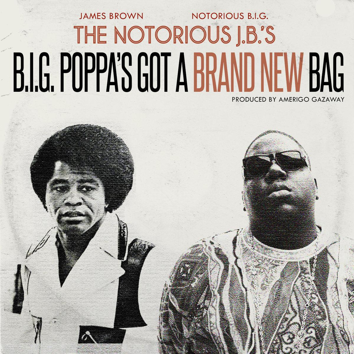 Amerigo Gazaway is back at it again: listen to 10 The Notorious J.B.'s tracks