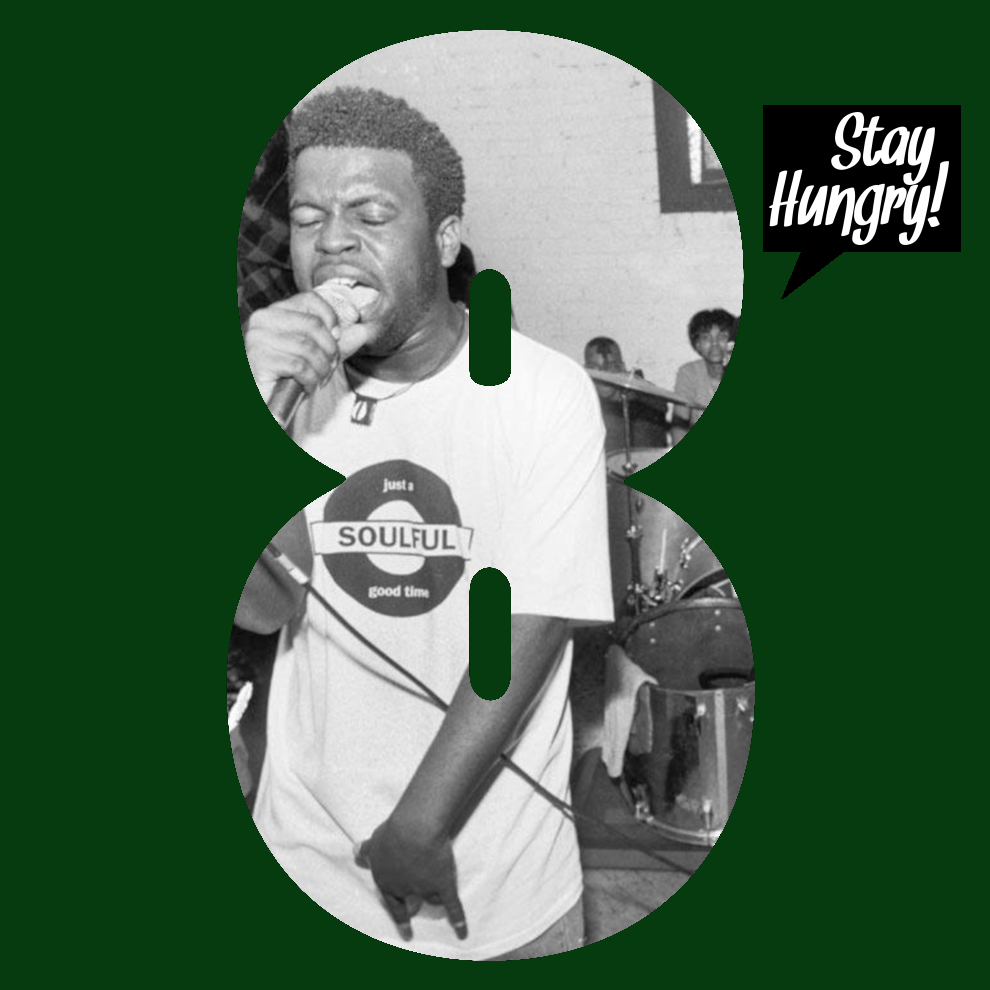 Stay Hungry #8 (INCL: PRhyme, Black Thought, Planty Herbs, Suff Daddy, Potatohead People & more)