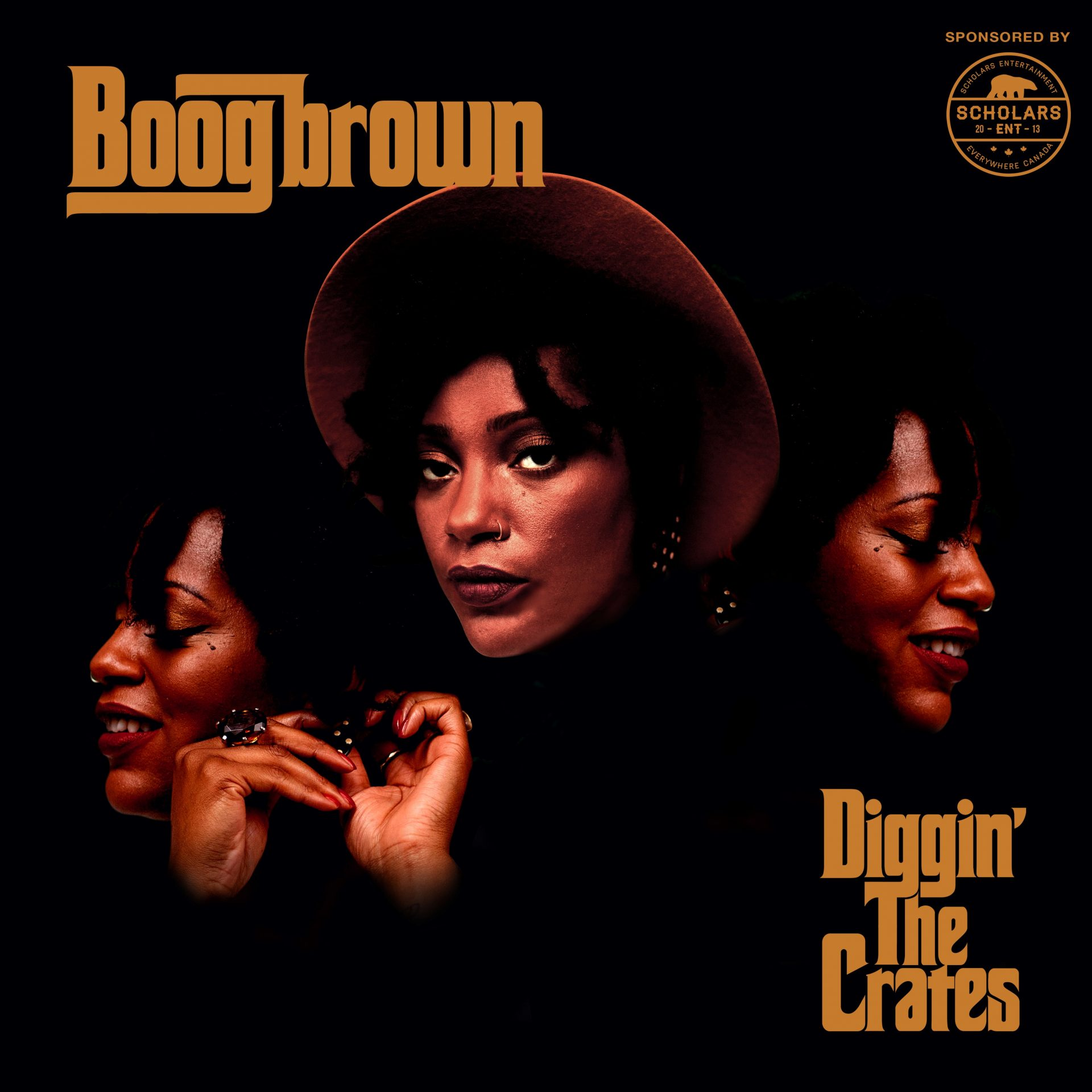 Episode 5 of Diggin' The Crates: Boog Brown