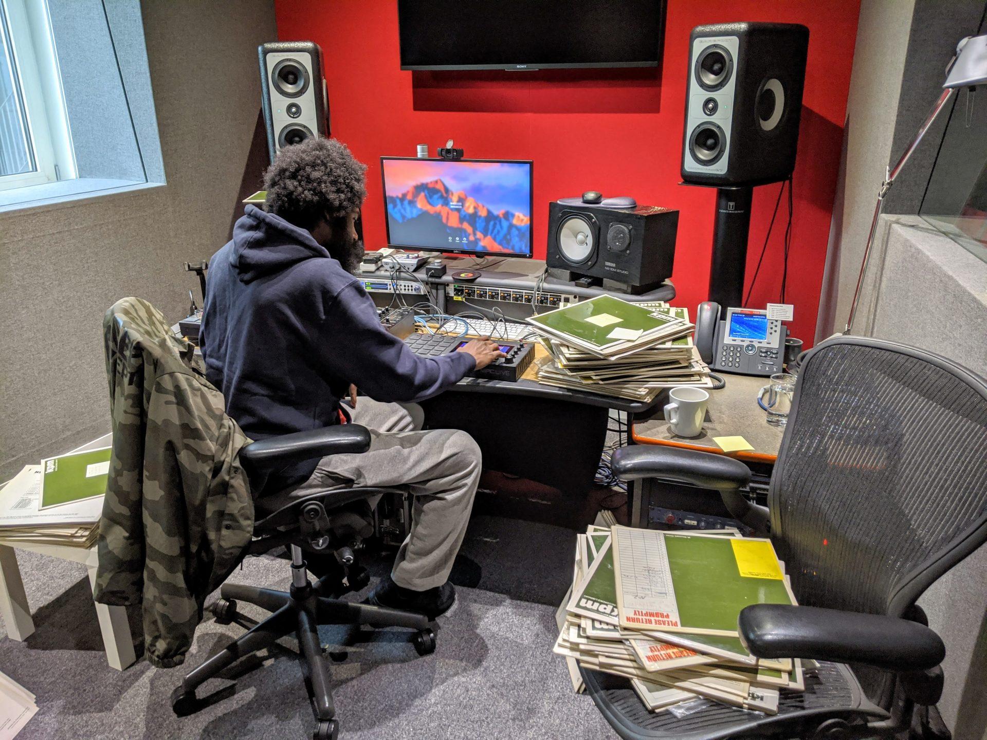 Out now: Damu The Fudgemunk's KPM-fueled 'Conversation Peace' LP