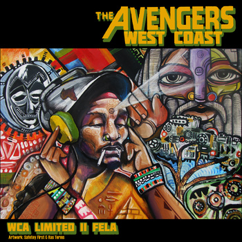 Free Download: Del The Funky Homosapien – West Coast Avengers II (2012)