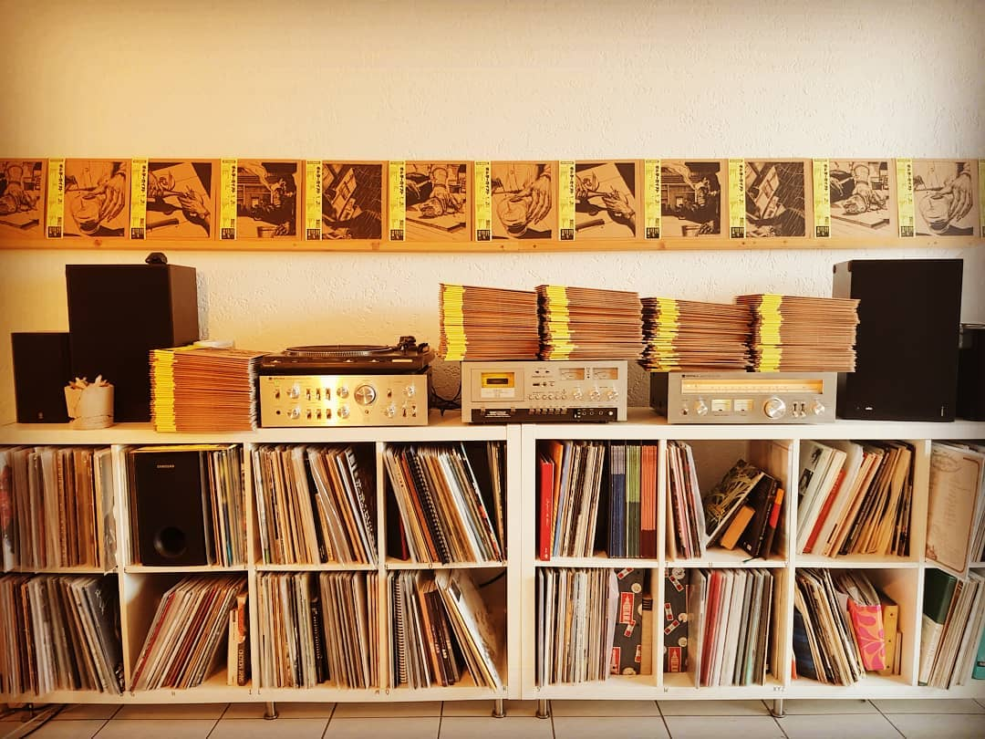 Label Love #3: Fennek Records (+ 'Poltergeist' 10″ Record Giveaway)