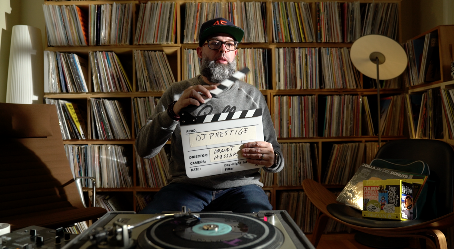 Watch 'The Hustle Is Real', a Short Documentary with DJ Prestige of Flea Market Funk (+ Q&A)