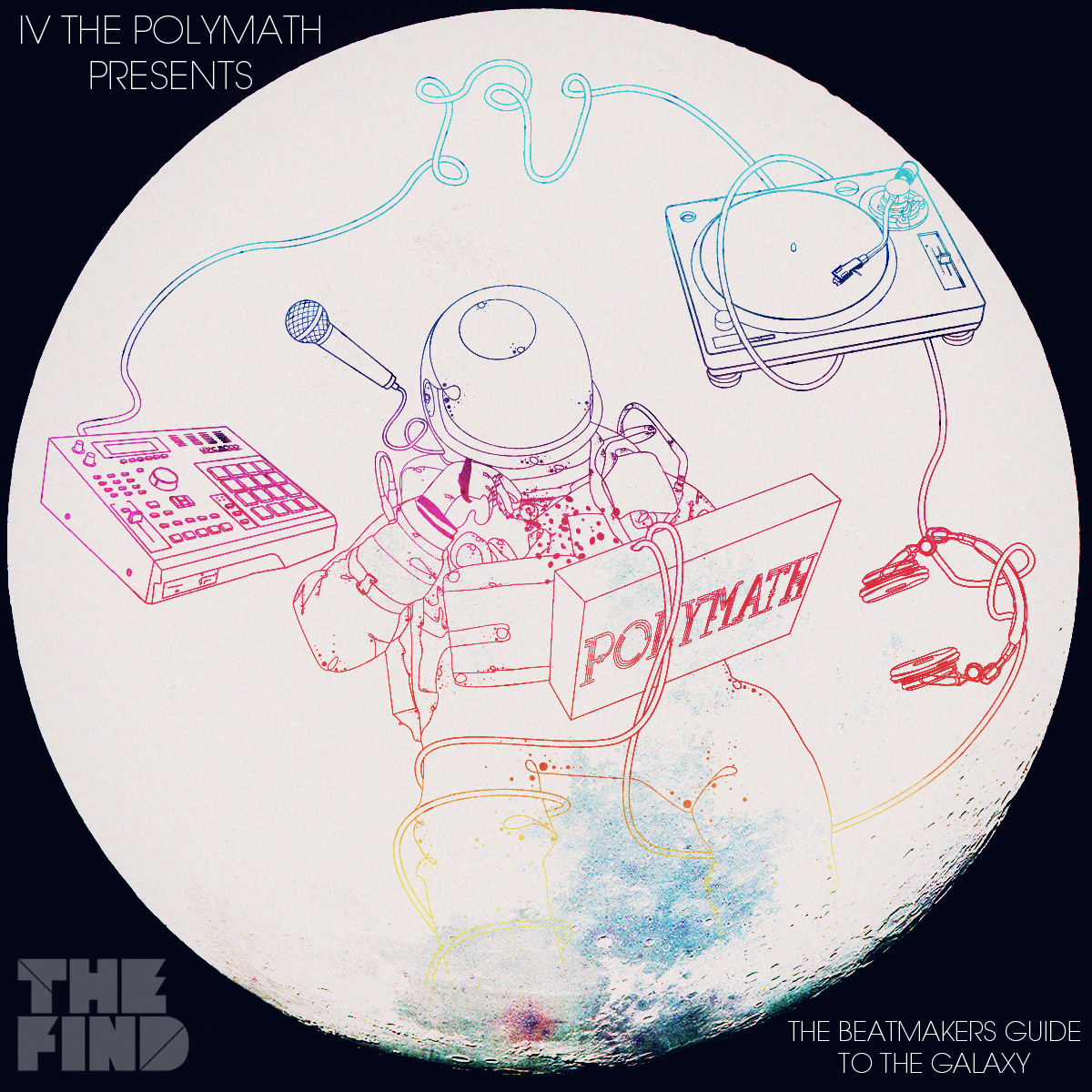 Guest Mix: IV The Polymath – The Beatmakers Guide To The Galaxy