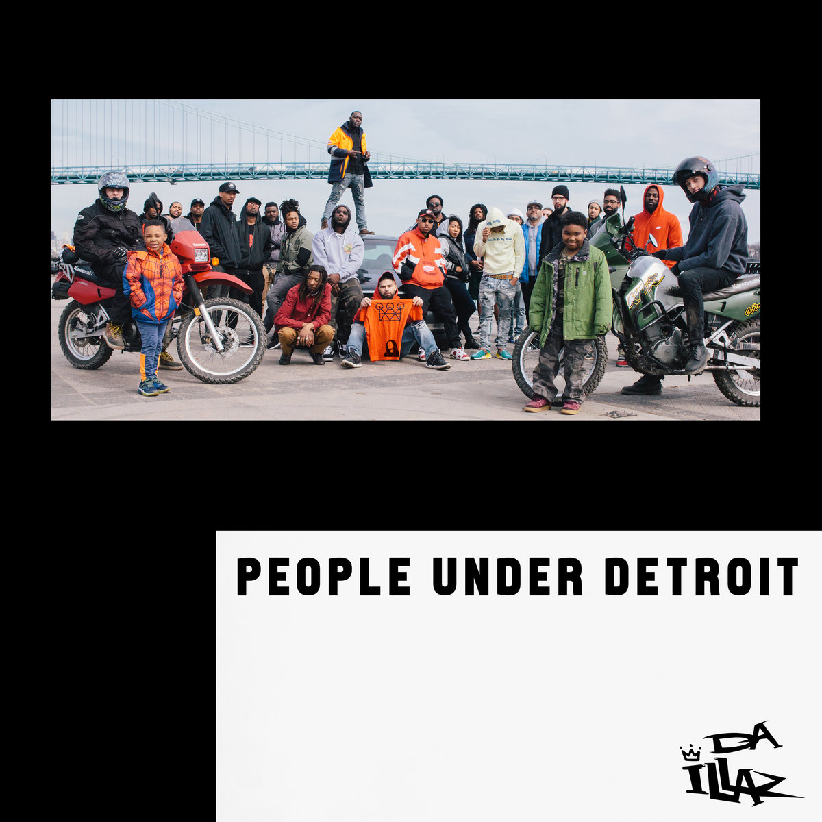 Free Download: Da Illaz – People Under Detroit (Dedicated to People Under The Stairs)