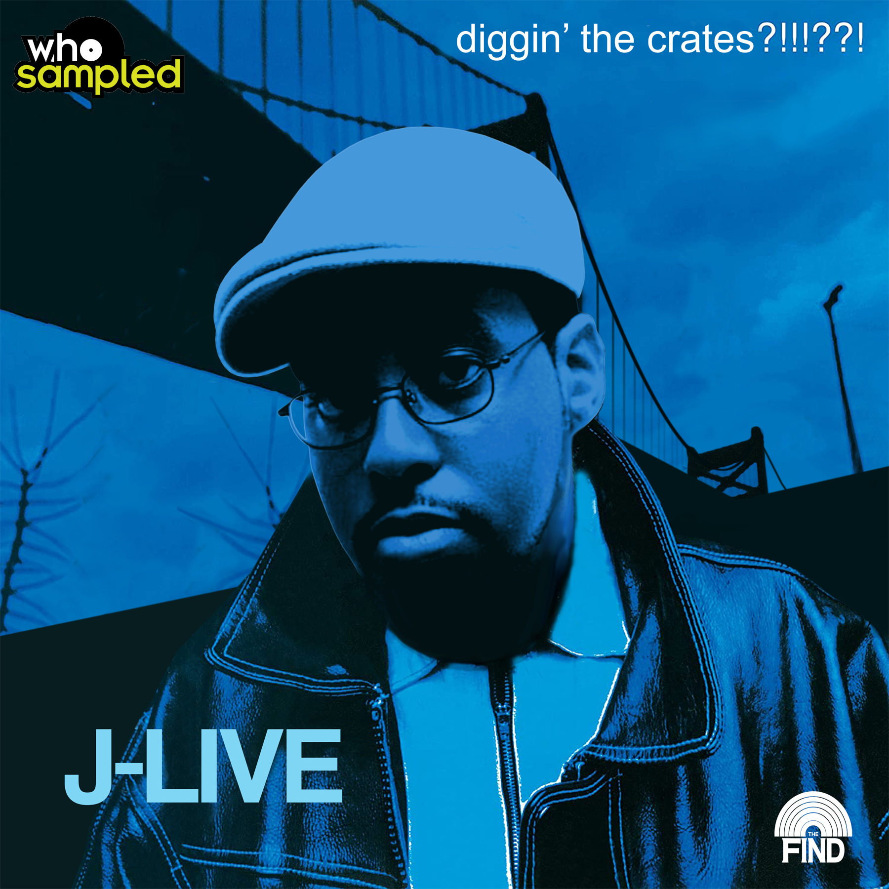 New Season of our Diggin' The Crates Podcast: J-Live (Episode 1)