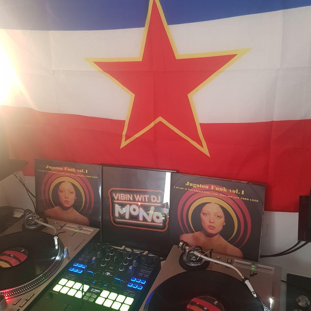 Home Vibin' with DJ Mono – Jugoton Funk (Mix)