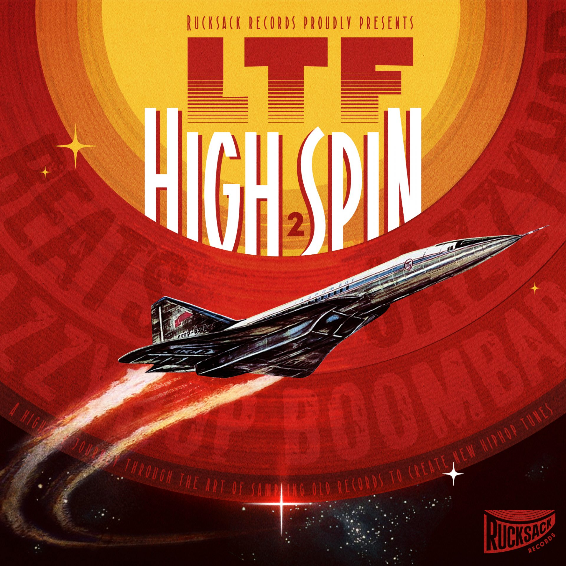 LTF – High Spin 2 (LDBK Guest Mix)