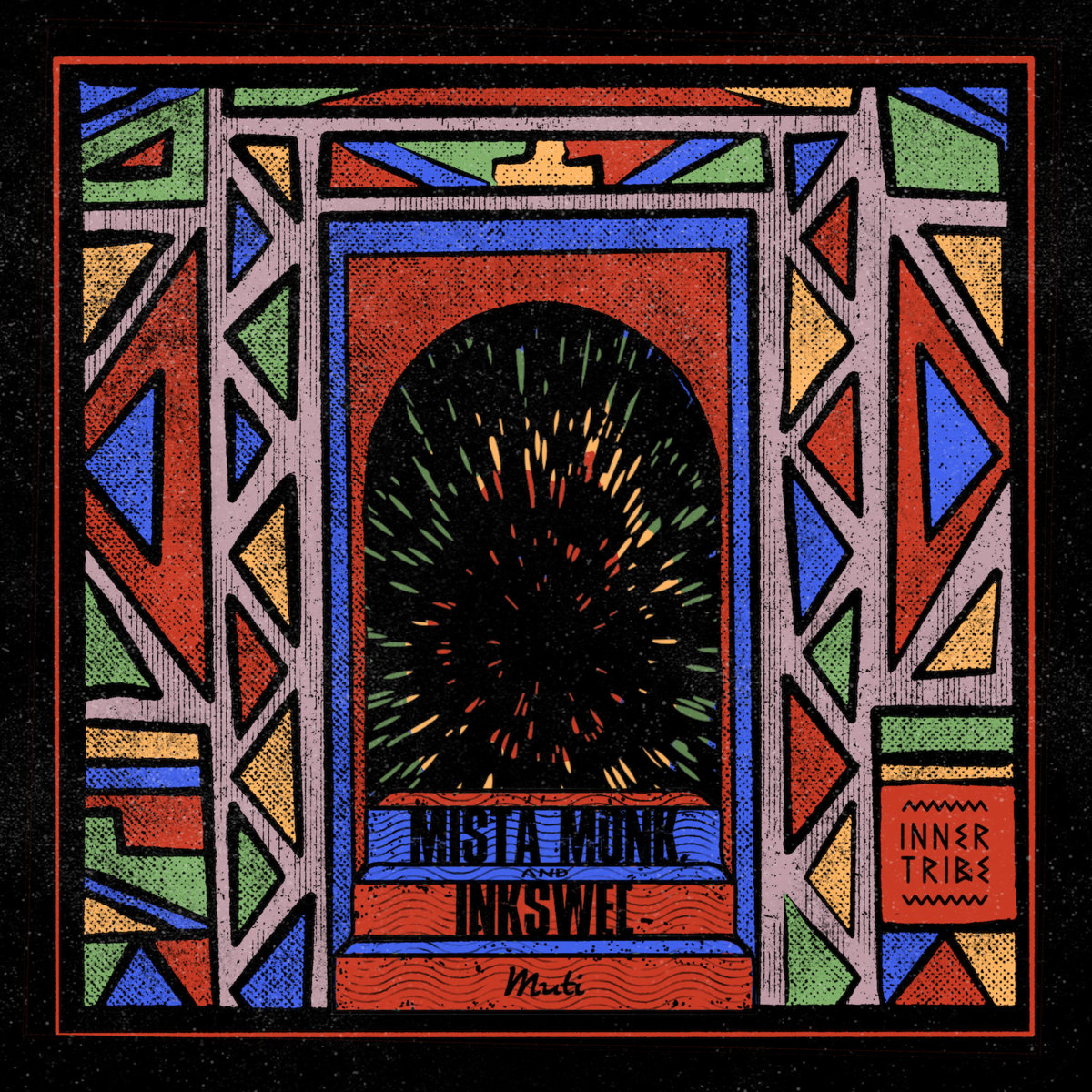 First Find: Mista Monk & Inkswel – Mind Zone feat. Pugs Atomz, Lord Lobe, Illa J & Planetself
