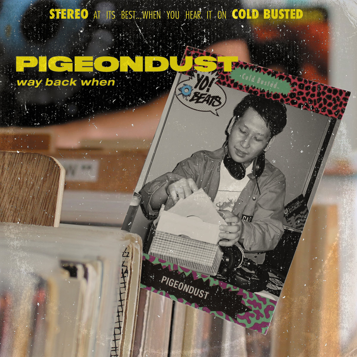 No Words #98: Pigeondust, Endangered Species, Vice Beats, Elaquent ft. Oddisee, The Audible Doctor