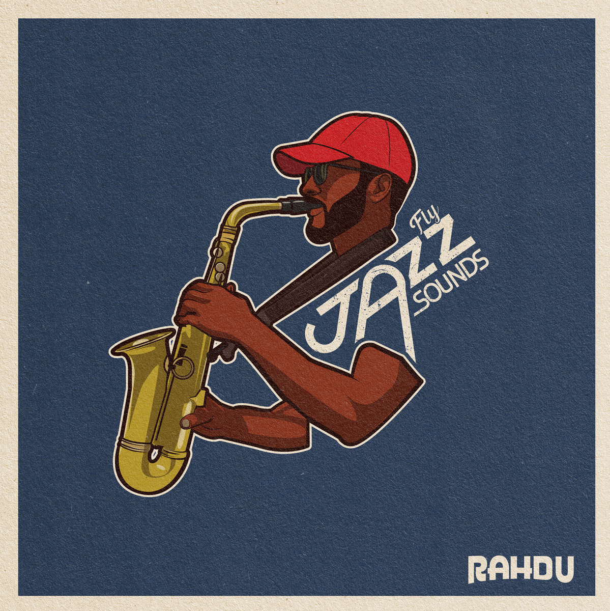 A Hip-Hop/Jazz Hybrid Mix by DJ Rahdu: FlyJazzSounds