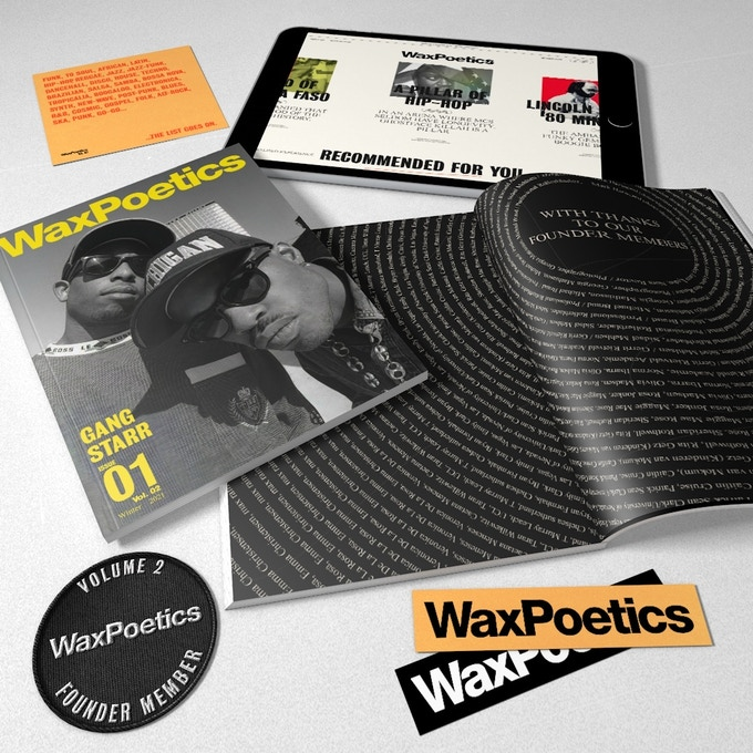 The Return of Wax Poetics