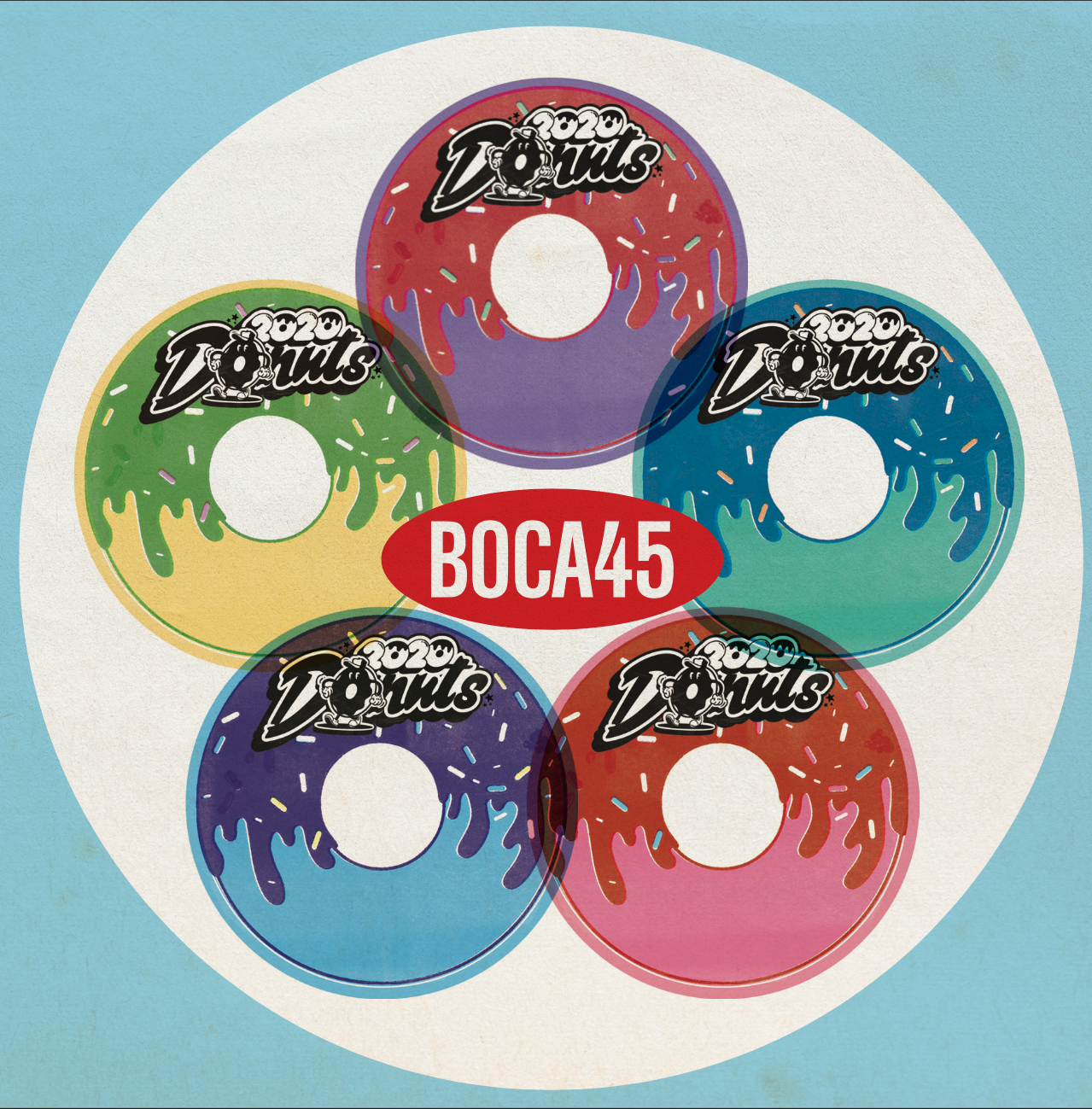 Boca 45 – Choice LP Cuts (Guest Mix)