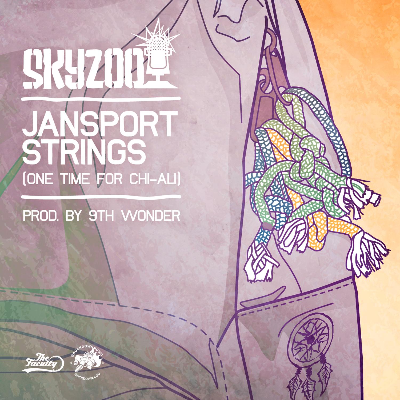 Video: Skyzoo – Jansport Strings
