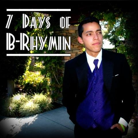 Free Download: B-Rhymin – 7 Days of B-Rhymin (2012)