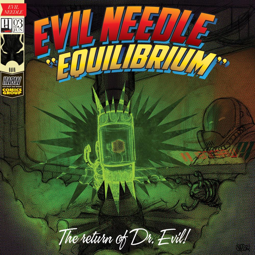 Stream: Evil Needle – Equilibrium: The Return of Dr. Evil (2012)