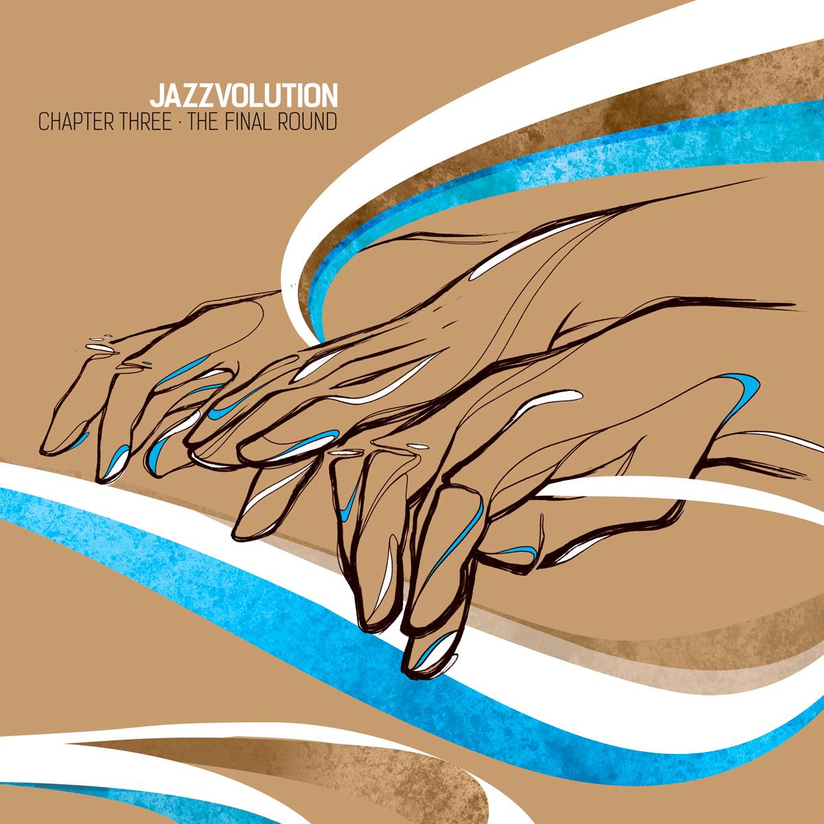 Jazzvolution Chapter Three: The Final Round (LP / Digital by The Find x HHV)